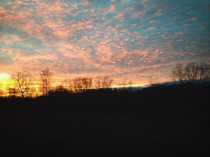 Sunset Sunset Italy
