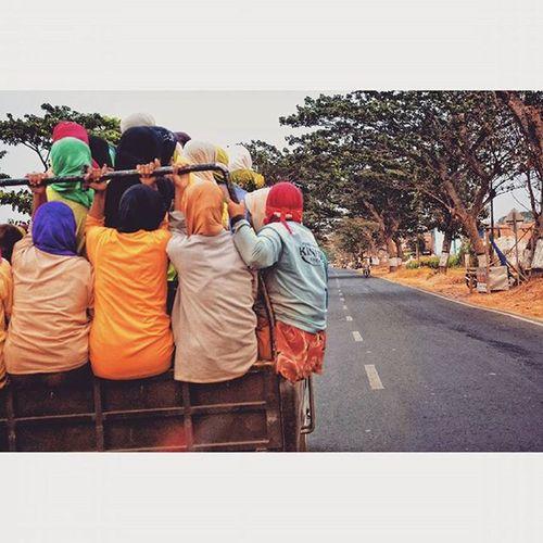 -Roetinitas Boewat Menjamboeng Hidoep Humaninterest People Dailyroutine Kearifanlokal Localtrip Elsapek Ketanggungan