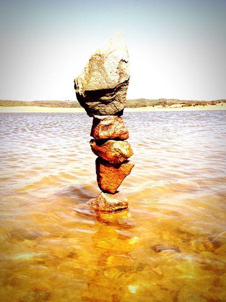 Rockstanding Rocks Balance