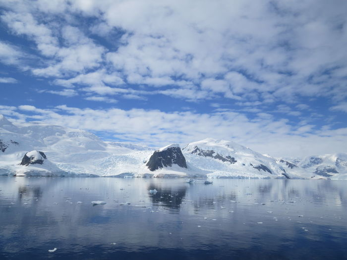 Antarctica Landscape Scenery