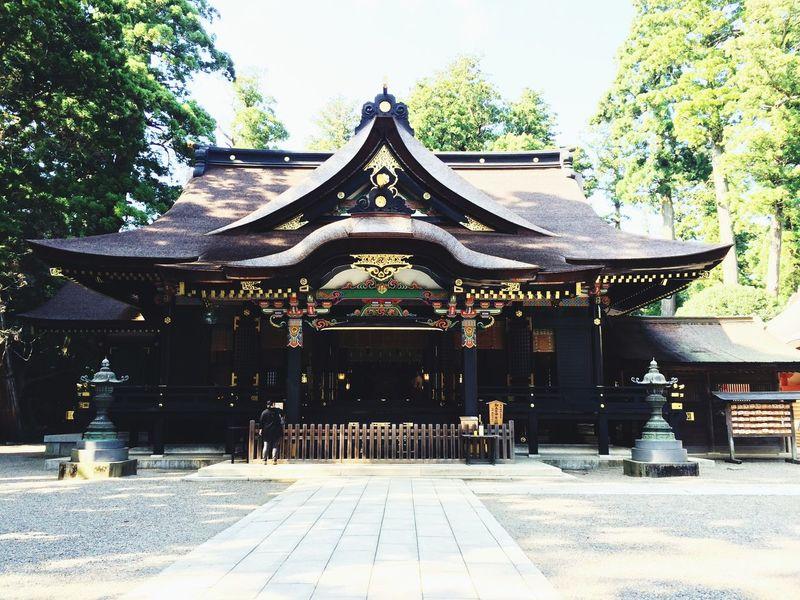 Major Shrine Katori Jinguu リセット出来る場所☆