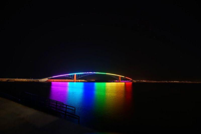 西瀛虹橋 , 澎湖