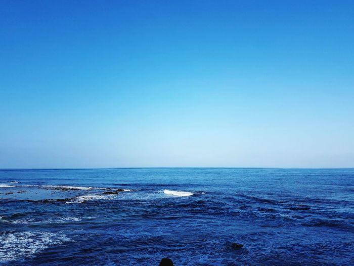 Outdoors Sky Nature Backgrounds Ocean