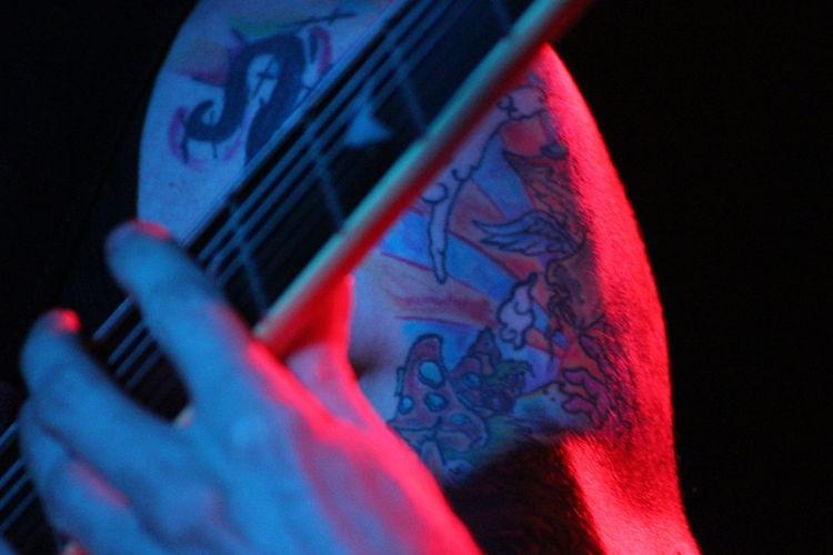 Delefantes Heavy Metal Recital Tattoo