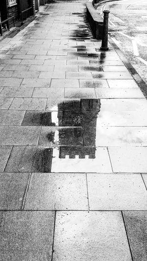 Footpath City