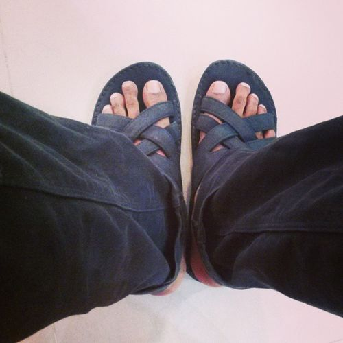 Myfoot Legs Nothingtodo . ..