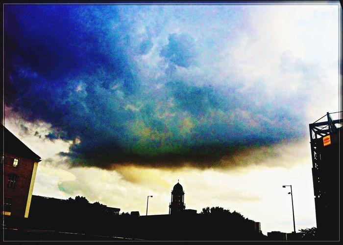Clouds And Sky | Skyporn | Clouds @ Grunerstraße 11, 10179 Berlin