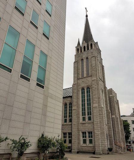 Seoul Church Church Building Seoul Architecture Architecture Tripwithson2017 Tripwithsonmay2017 Seoul South Korea