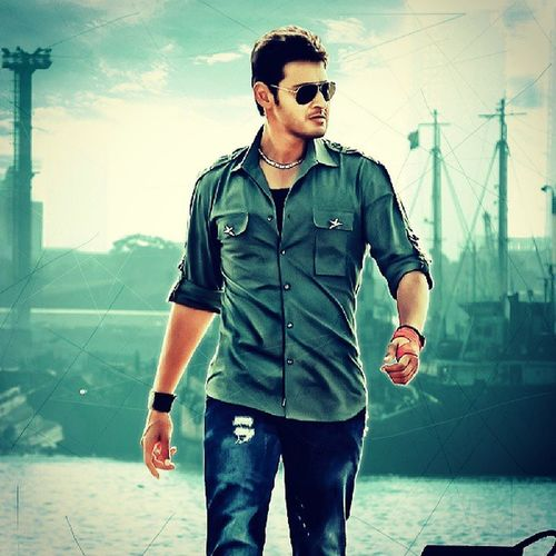 My all time favorite first look of Superstar @urstrulyMahesh SuperstarIsComing