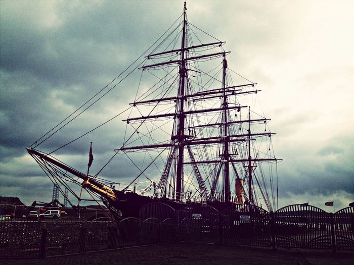 Lovely Ship! - Discovery