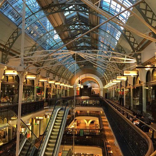 Queen Victoria Building , Sydney
