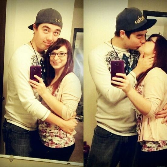 When Joey takes cute couple pictures with me <3 Cutestcoupleaward Bestboyfriendever Lovehim Hubby