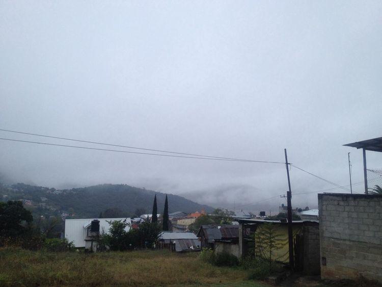 Panoramic Sky_collection Clouds frío!!