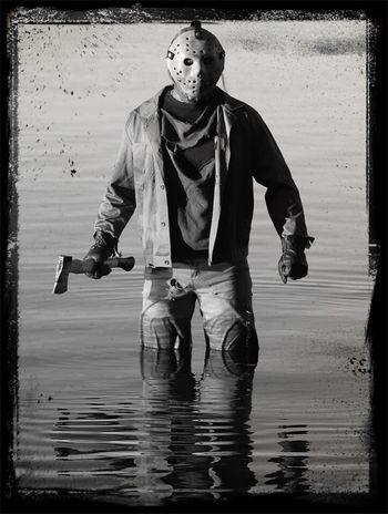 Ki-ki-ki...ma-ma-ma.... Friday 13th Jason Voorhees Serial Killer Evil