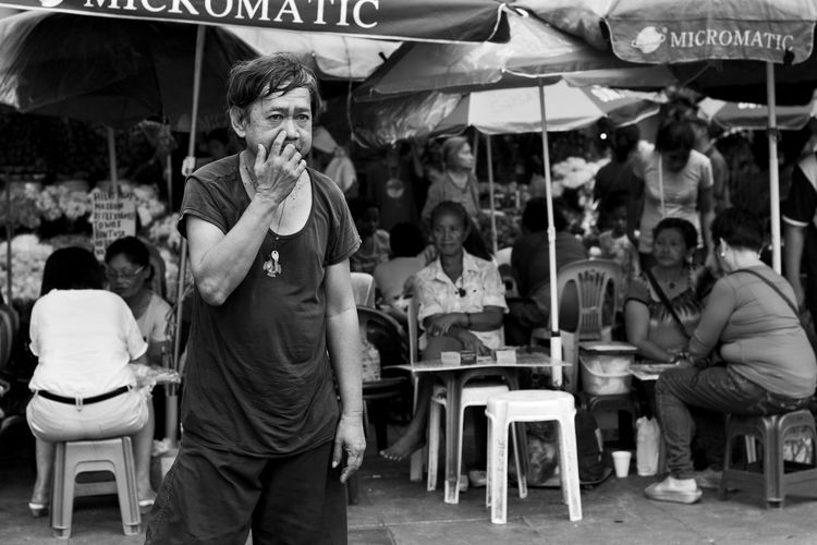 Fortune Tellers. B&w Street Photography EyeEm Best Edits EyeEm Best Shots EyeEm Gallery Eyeem Philippines Homeless Huffington Post Stories Occupation Open Edit People Photography Perspective Real People Restaurant Street Photography The EyeEm Facebook Cover Challenge Up Close Street Photography Telling Stories Differently Urban Lifestyle Women My Best Photo 2015 The Street Photographer - 2016 EyeEm Awards The Portraitist - 2016 EyeEm Awards Showcase: December