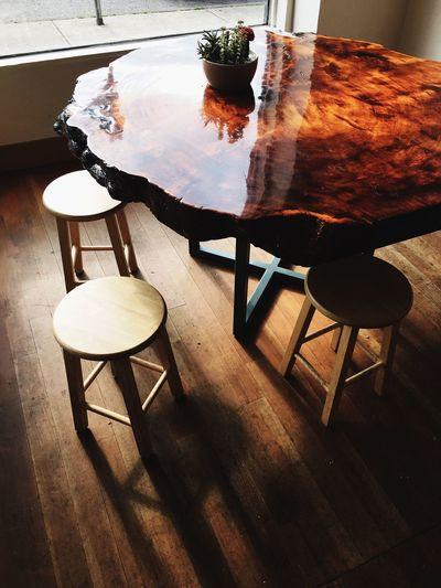 Donut shop Cartems Cartemsdonuts Donutshop Interior Interior Design Table Furniture Design Taking Photos Hanging Out