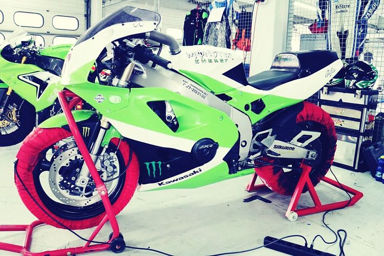 Kawasaki Kawasaki Ninja Motosport Motorcycle Zxr400 Monster Energy