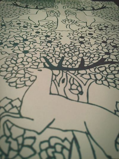 My deer art. Art Sharpie Art Deer Art