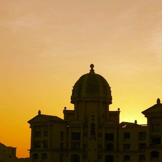 Powai Mumbai Hiranandini Lookingoutmywindow architecture buildings sunset