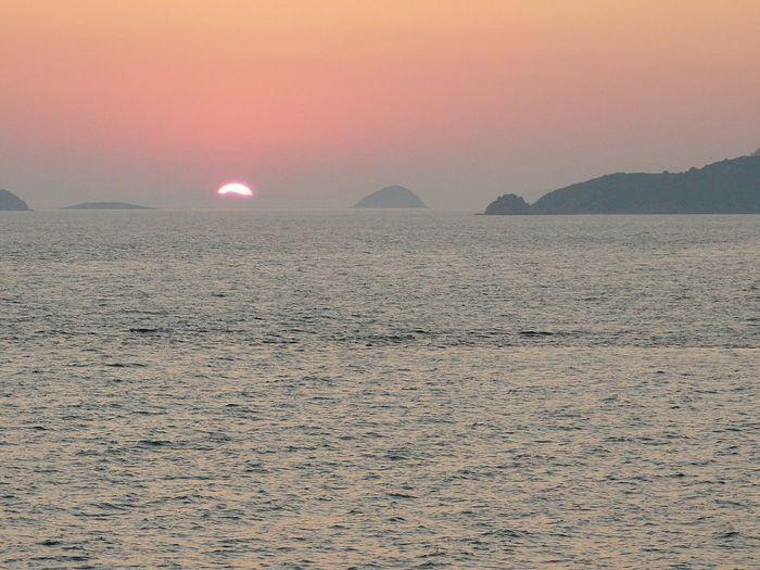Bodrum Turgutreis  Akyarlar Sunset Sun