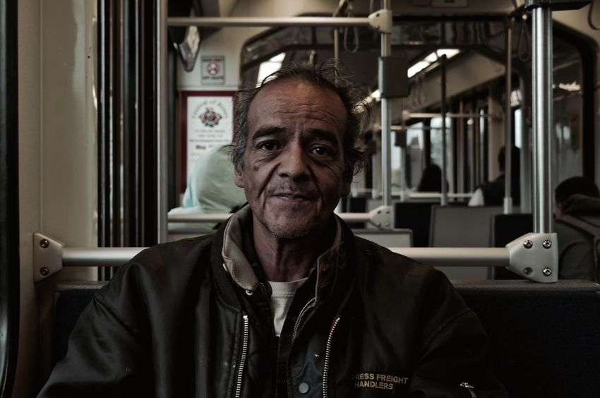 Commuting My Daily Commute Train New Friends Street Photography Portrait Humans The Human Condition