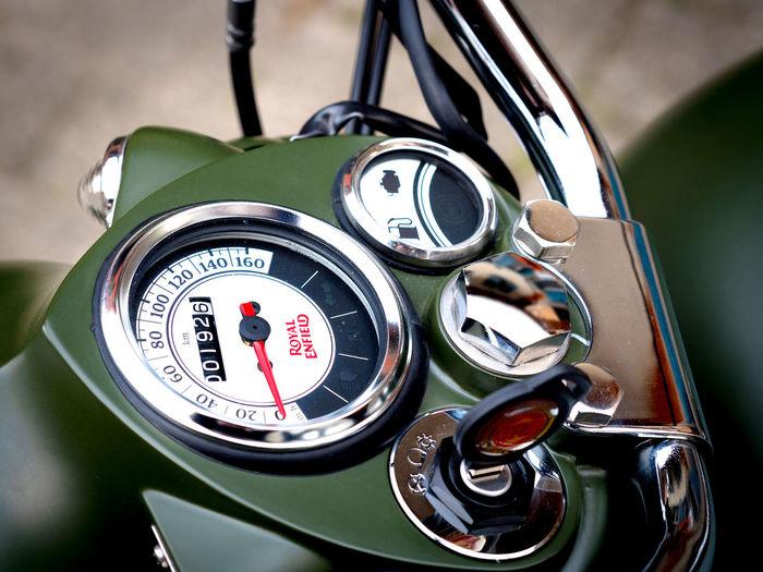 speedometer: