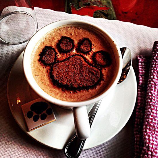 Chocolate Hot New York Breakfast