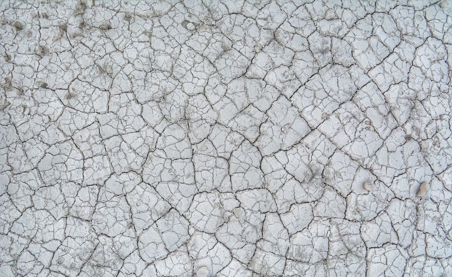 nokki Textured  Backgrounds Pattern Full Frame Rough No People Day Nature Close-up Outdoors White White Pattern Mud Dry Dry Mud Mud Pattern Earth EyeEm Nature Lover Beauty In Nature Patterns In Nature