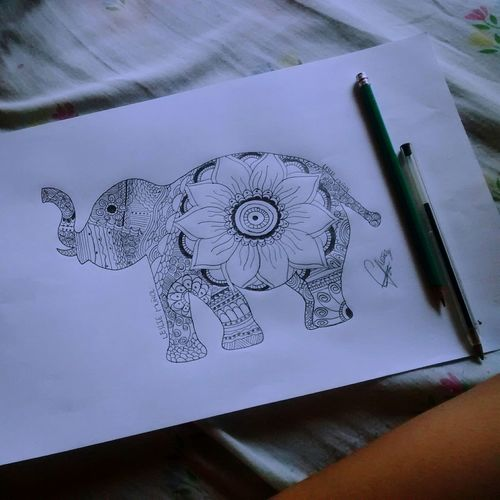 Ganesha Hindu Elephant Amulet