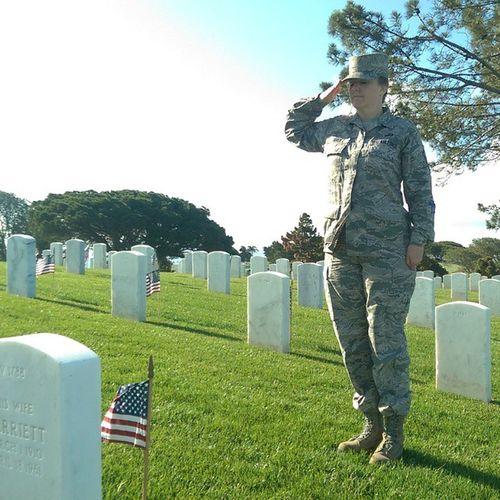 Memorialday Airforce Airnationalguard Salute