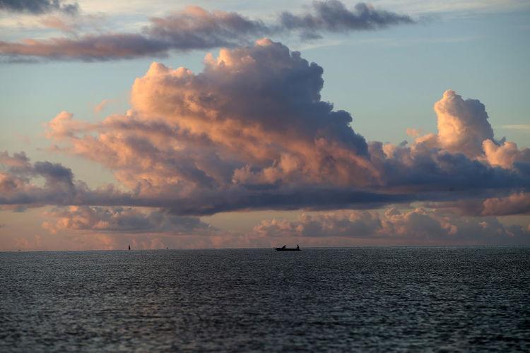 Zanzibar Zanzibar_Tanzania Beauty In Nature Cloud - Sky Day Horizon Over Water Nature Nautical Vessel No People Outdoors Rippled Scenics Sea Sky Sunset Tranquil Scene Tranquility Water Waterfront