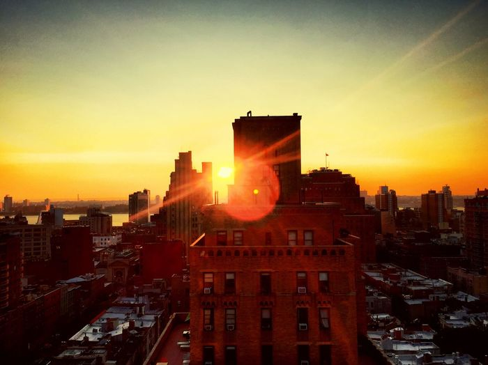Aerial Shot Manhattanhenge EyeEm Best Shots Vermeer Roof IPhoneography
