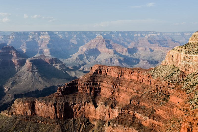 Grand Canyon Grand Canyon National Park Nature View Clouds Clouds And Sky Horizon Landscape No People Sky
