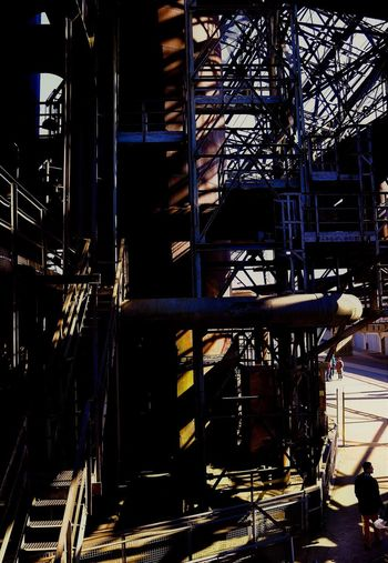 Lostplaces Everything In Its Place Industrial Area Industrie Monument Völklingen Lost In Thought... First Eyeem Photo