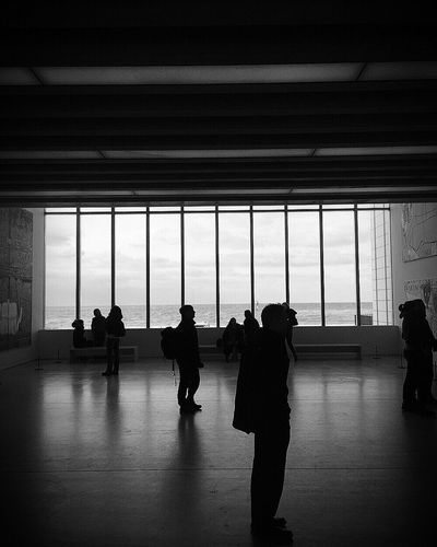 At the gallery.. Fantastic Exhibition Art Great Opening Art Is Dead Discovering Great Works Travel Photography ArtWork Blackandwhite People Watching People Peoplephotography People Of EyeEm People And Art People Photography Gallery Margate Kent