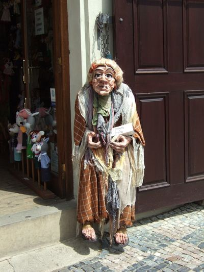 Puppets Art Art