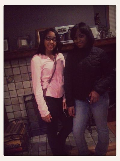 Me and boodaddy the other day