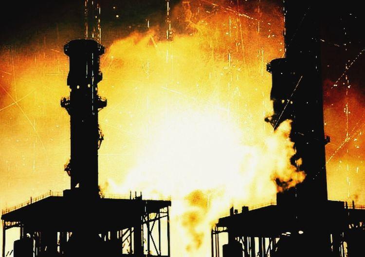 Civitavecchia (RM) / Civitavecchia Energy Power Lazio Italia Italy #industrial