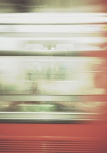 speed Subway Public Transportation Mexico City Texture