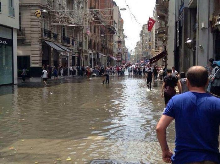 Istiklal Caddesi İstiklal Street - İstanbul/TURKEY Istiklal Caddesi Istanbul Istanbul Turkey