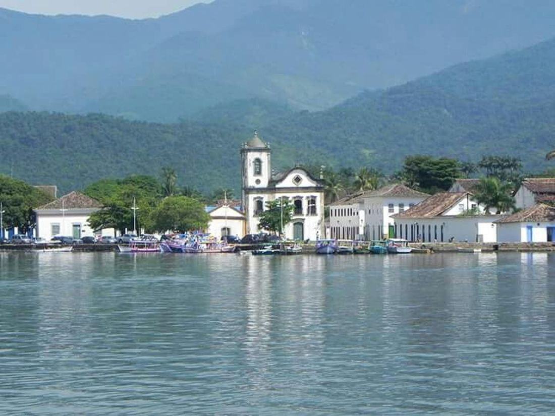 Paraty Historical Place Historic City Historical Monuments