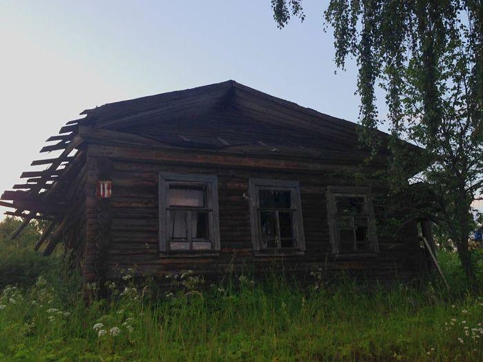 Russian Village Russia Poor  Misery NoHope Allgone россия встает с колен Tverskaya Oblast