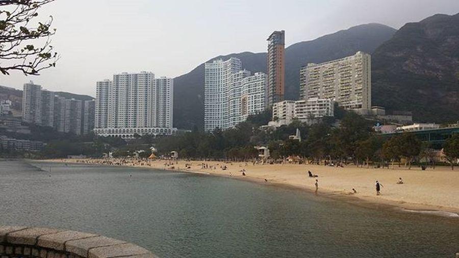 Repulsebay , HongKong . Beach