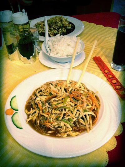 Yummy food at Yong Fu Yummy Food