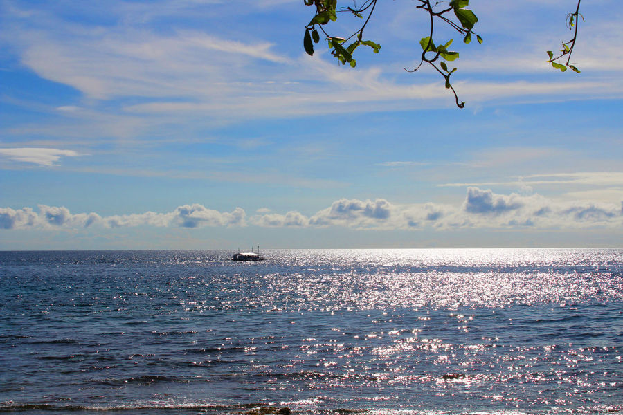 Sea Water Nature Cloud - Sky Horizon Over Water Sky Beach Outdoors Blue Summer Beauty In Nature Day Vacations Scenics