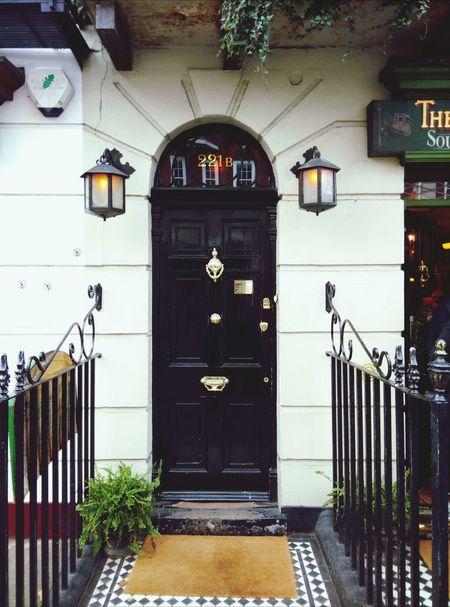Sherlockholmes Bakerstreet London