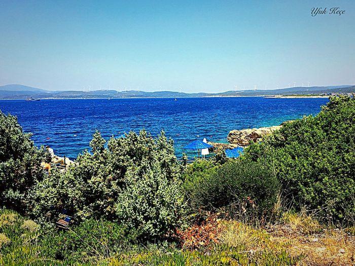 Myobjective Egesea Beach Sea Clear Sky Nature Blue