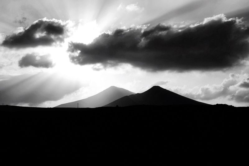 Monochrome Photography Blackandwhite Black And White Blackandwhite Photography Black & White Fuerteventura Fuerteventuraexperience Mountain Mountains Sunset Sunlight Schadow Cloud Shadow Bestoftheday Silhouette Beauty In Nature Sky Majestic Cloud - Sky No People Mountains And Sky Canyons Photoawards 2016 Gallery