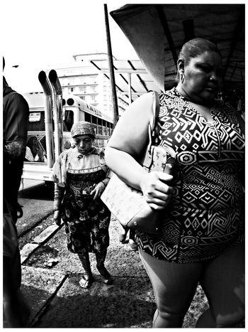 Snap A Stranger Real People Street Women Monochrome Blackandwhite EyeEm Best Shots - Black + White Streetphotography