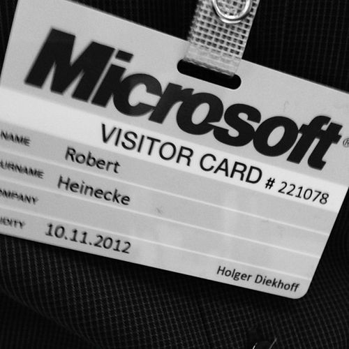Microsoft TNTC!